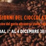 Evento I giorni del cioccolato